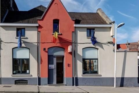 Brussels helo hostel